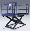 High Travel Material Lifts